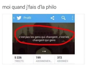 drole, facebook, and french image