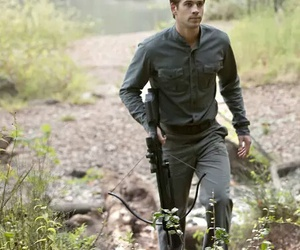 hunger games, liam hemsworth, and thg image