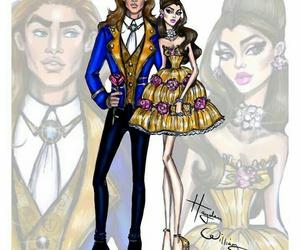 disney, belle, and hayden williams image