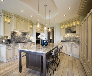 kitchen, design, and luxury image