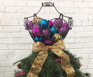 christmas, dress, and ornament image
