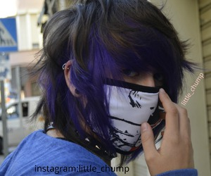 little_chump, emo, and scene boy image