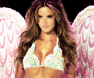 model, alessandra ambrosio, and Victoria's Secret image