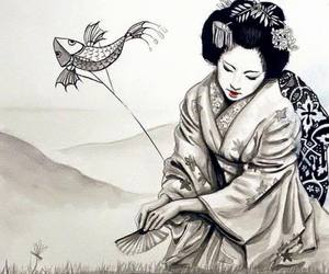 90 images about geisha on we heart it see more about geisha art