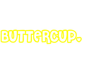 buttercup, prim, and text image