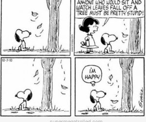 snoopy, happy, and funny image