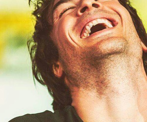 ian somerhalder, smile, and ian image