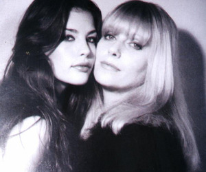 liv tyler and bebe buell image