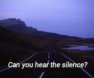 silence, grunge, and bmth image