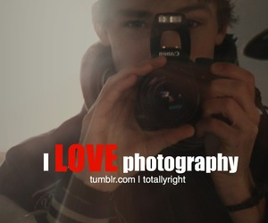 boy, canon, and photography image