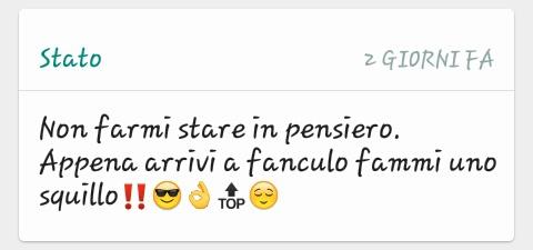 Stato Whatsapp Frasi Cattive On We Heart It