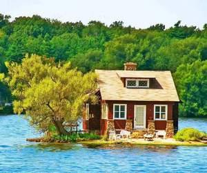 house, Island, and home image