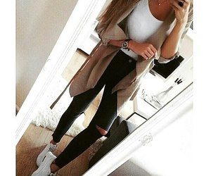 cool, girls, and outfits image