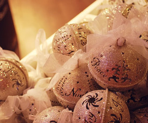 christmas, beautiful, and decoration image