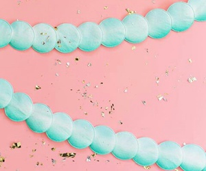 birthdays, gold, and ombre image
