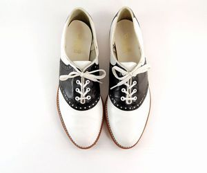minimal, oxfords, and shoes image