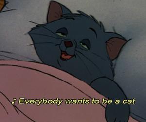 aristocats, movie, and everybody image