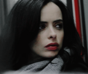 krysten ritter, Marvel, and jessica jones image