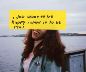 quotes, happy, and aesthetic image