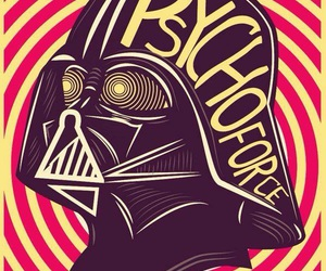 pop art, star wars, and psychoforce image