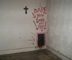 dare, grunge, and dark image