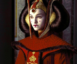 star wars, queen amidala, and padmé image