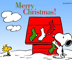 christmas, navidad, and snoopy image