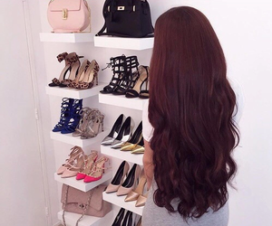shoes, fashion, and girl image