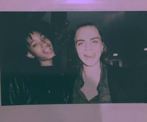 grunge, cara delevingne, and willow smith image
