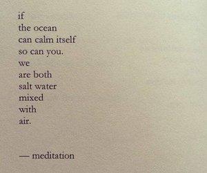 Buddha, calm, and meditation image
