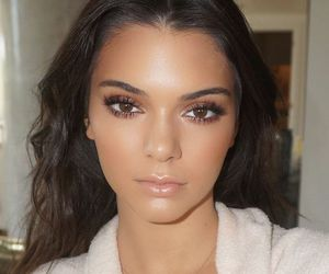 kendall jenner, jenner, and makeup image