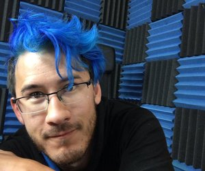 markiplier, youtube, and bae image