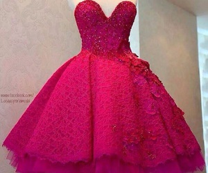 dress, clothes, and pink image