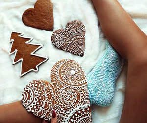 winter and Cookies image