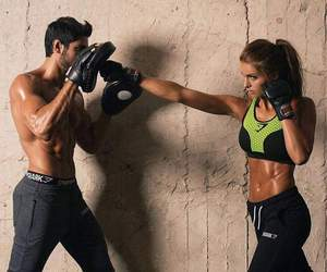 boxing, dam, and exercise image