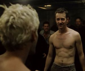 30 seconds to mars, edward norton, and fight club image