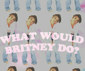 britney, pop, and Collage image