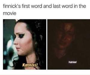 katniss, the hunger games, and finnick image