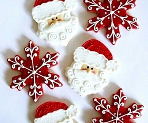 christmas, Cookies, and cookie image