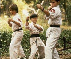 Micheal, max elliot slade, and 3 ninjas image