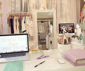 room, inspiration, and office image