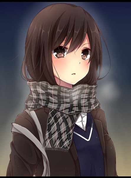 345 images about brown hair anime girl on we heart it see more 345 images about brown hair anime girl on we heart it see more about anime anime girl and brown hair voltagebd Choice Image