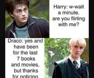 draco, drarry, and lovethem image