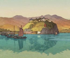 art and hiroshi yoshida image