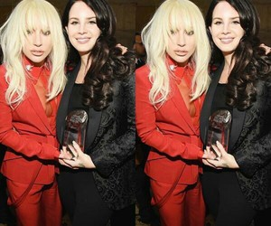 lana del rey, Lady gaga, and women of the year image
