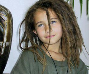 dreads, child, and kids image