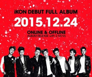 Ikon and yg image