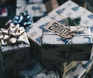 beauty, christmas, and gift image