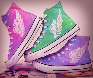 shoes, cute, and converse image