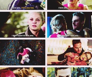 arrow, Jennifer Morrison, and once upon a time image